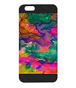 iPhone 6/6s 4.7 Inch Case Tie Dye Hard Anti Slip Case Cover Protector