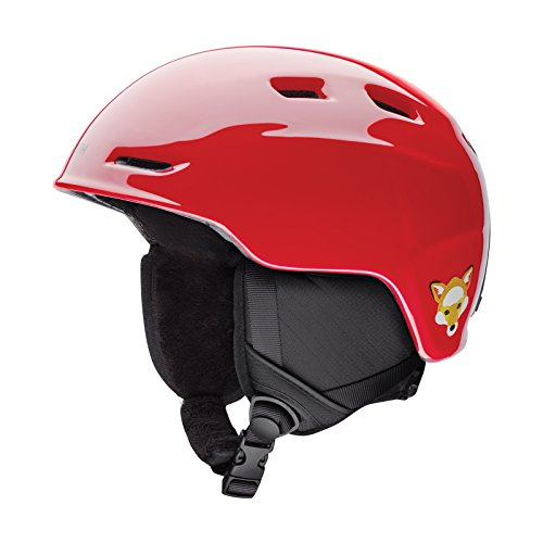 Smith Optics Zoom Helmet 2016 - Fire Animal Kingdom Youth - Ski Goggles Animal