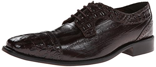Stacy Adams Hombres Giancarlo Oxford Brown