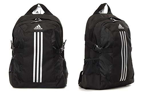 amazon buying cheap newest collection Adidas rucksack – black/white/silver – BTS Power backpack ...