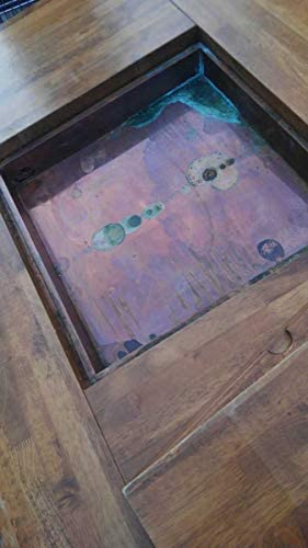 囲炉裏テーブル 関西火鉢 ケヤキ けやき 家具 重量 重厚感 引出し 2002 kni アンティークオブジェクト家具