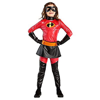 Disney Violet Costume for Kids - Incredibles 2 Red: Clothing