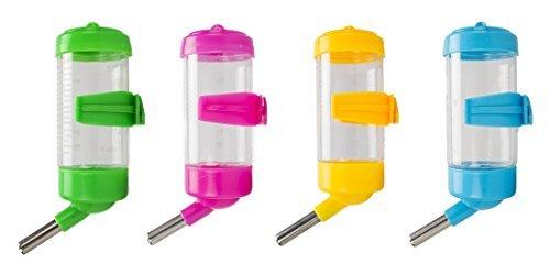 set-2pcs-fatpetaar-hamster-cage-drinking-water-bottle-parrot-mice-rat-gerbils-80ml-random-color-by-f