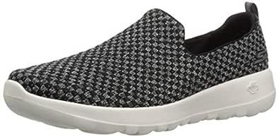 Skechers Womens 15616 Go Walk Joy Soothe Black Size: 8.5 US / 8.5 AU