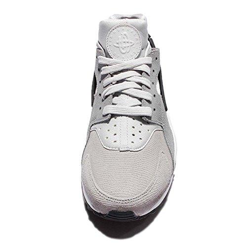 Nike Womens Wmns Air Huarache Run Prm, Puur Platina / Koel Grijs-antraciet-mat Zeil, 10 Us