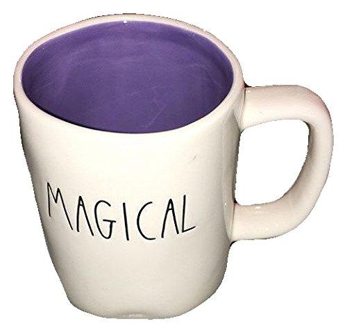 Rae Dunn Large Letter Halloween Magical Coffee Cup Mug Artisan -