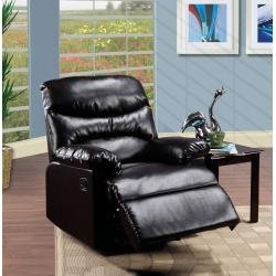 ACME 59017 Arcadia Recliner, Espresso Bonded Leather