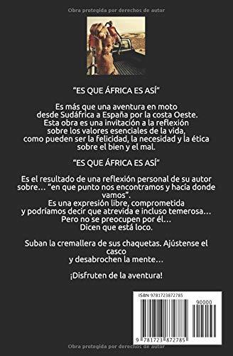 Es que África es así (Spanish Edition): El Búfalo: 9781723872785: Amazon.com: Books