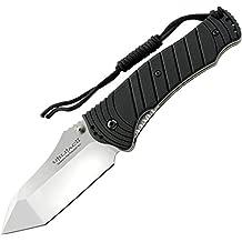Sportsman Supply Inc. Ontario 8916 Joe Pardue Utiliac Folding Knife (Black)