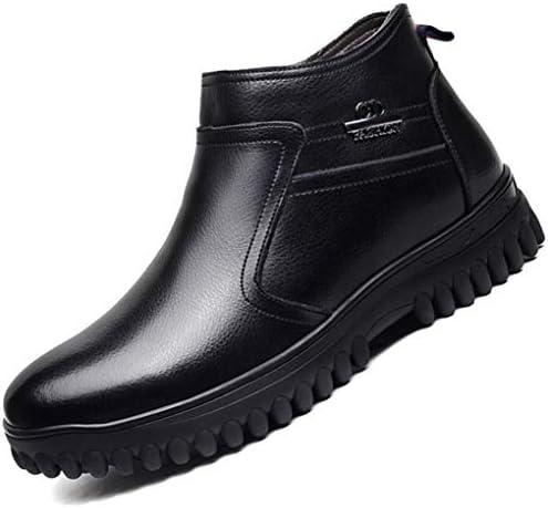 冬 大きいサイズ ウォーキングシューズ ビジネスブーツ メンズ トレッキングシューズ 4e EEEE スリッポン 紳士靴 レースアップシューズ 革靴 裏起毛 スノーブーツ 雪靴 メンズ カジュアルシューズ スニーカー 幅広 ゆったり