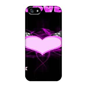 Protection Case For Iphone 5/5s / Case Cover For Iphone(bat Love)