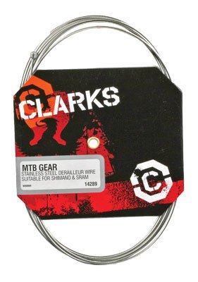 Cable Gear Clarks Wire 3060mm Teflon Mtb (Clark Gear)