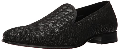 Mezlan Black Men's Loafer Aristotle Tuxedo rrBqOxaw
