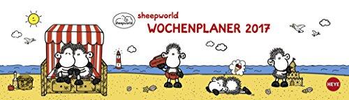 sheepworld Wochenquerplaner - Kalender 2017