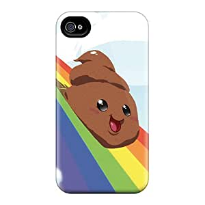 Fashion Design Hard Case Cover/ HuDpuOm5749wnnot Protector For Iphone 4/4s