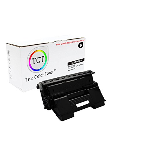 TCT Premium Compatible Toner Cartridge Replacement for Okidata B6300 52114502 Black Works with OKI B6300 Printers (17,000 Pages)