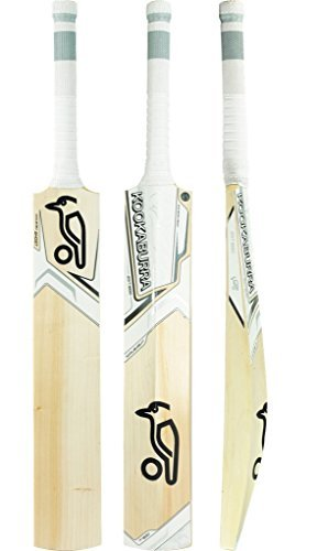 Kookaburra Ghost Short Handle Cricket Bat - White by Kookaburra by Kookaburra