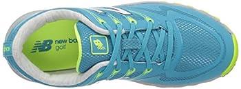 New Balance Women's Nbgw1006 Golf Shoe, Blue, 8.5 B Us 7