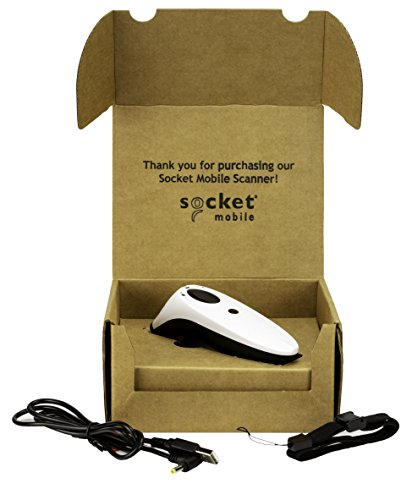 SocketScan S700, 1D Imager Barcode Scanner, White by SOCKET (Image #6)
