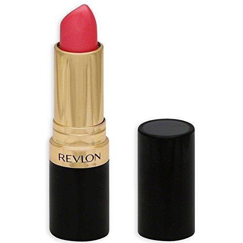 Revlon Super Lustrous Lipstick, Softsilver Red [425] 0.15 oz (Pack of 4) -