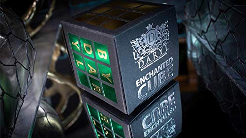 MJM The Enchanted Cube (with Online Instruction) by Daryl - - Enchanted Cube