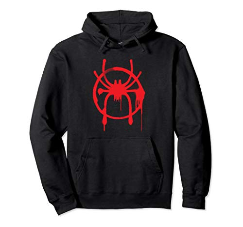Marvel Spider-Man Into the Spider-Verse Miles Morales Hoodie ()