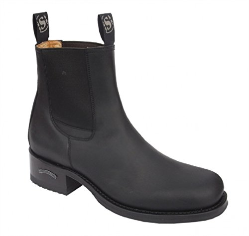 Sendra 4127 Sendra black Boots Boots XzvSvq