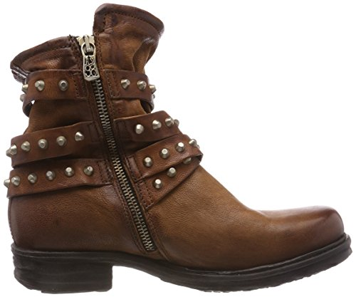 WoMen Saintec Boots Calvados Brown 6871 S A 98 Ankle 101 WaZEHHn