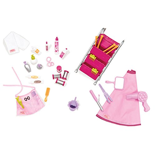 Our Generation Berry Nice Salon Set (American Girl Doll Parlor)