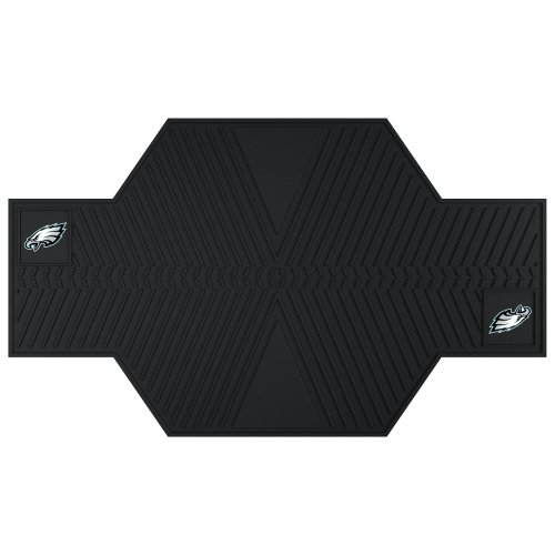 FANMATS 15330 NFL Philadelphia Eagles Motorcycle Mat by Fanmats