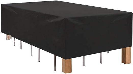 Funda para muebles de jardín, fundas para muebles de patio, mesa ...