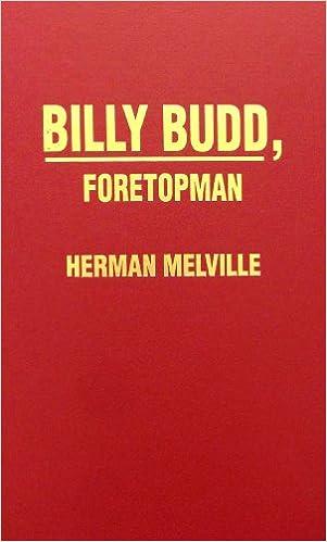 billy budd character analysis