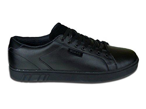 Boras Sneaker LEGEND 3029-0001 schwarz Schwarz - Schwarz