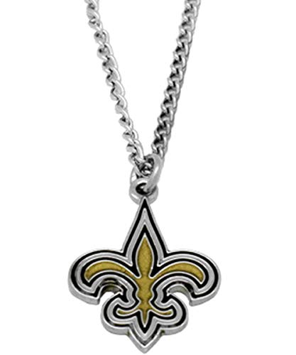 (NFL New Orleans Saints Logo Pendant)