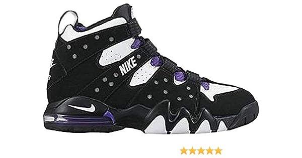 853cecdd6f Amazon.com | Nike Air Max2 CB '94 Black/Pure Purple/White 11.5 | Shoes