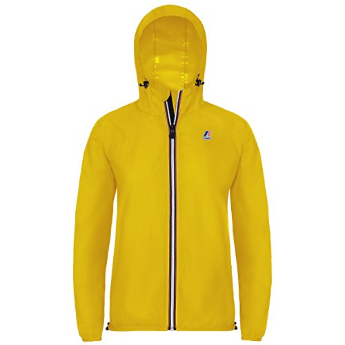 way Impermeabile Giacca Yellow Mustard Donna K 6dqSwgqx