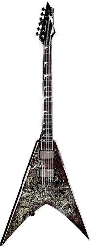 dean v guitar case - 6