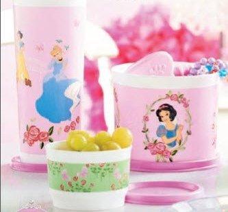 - Deluxe Disney Princess Beverage & Snack Set