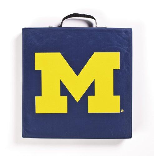 NCAA Michigan Wolverines Seat Cushion (Best Seats At Michigan Stadium)