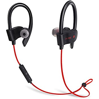 Safari Hyvton Special Edition Bluetooth Workout Headphones for Running and Gym with Wireless Earbuds and built in Mic for Hands Free Calling
