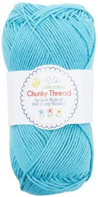 Lori Holt Chunky Thread Assortment, 6 Skeins (50 Grams Each), 1 by Lori Holt of Bee in my Bonnet (Image #5)
