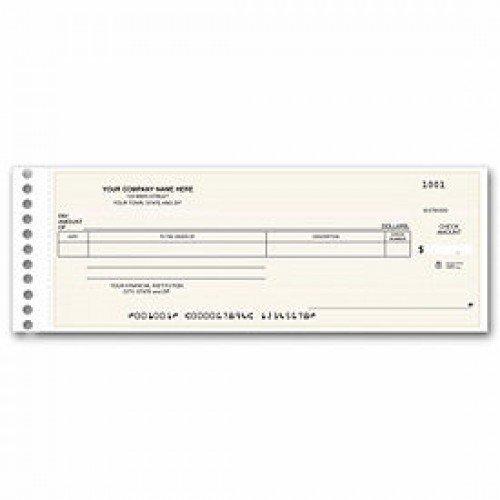 Write Check - General Expense One Write Checks