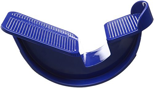 Powerstep UltraFlexx Foot Rocker Stretcher Tool for Feet, Calves and Ankles (Blue)