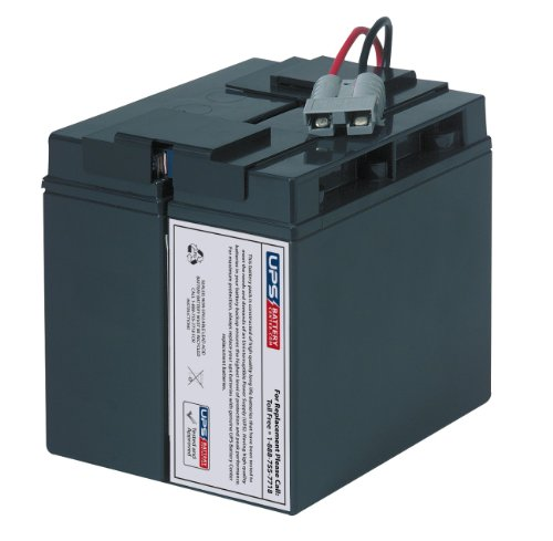 APC RBC7 Compatible Battery Pack by UPSBatteryCenter