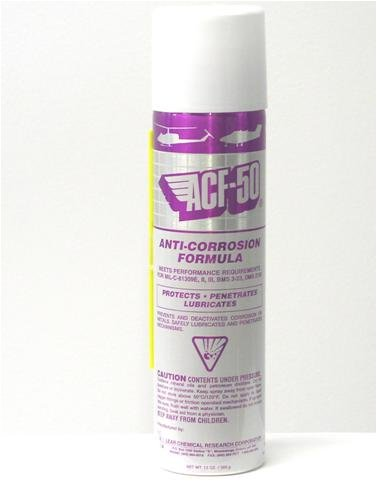ACF-50 Anti-Corrosion Lubricant Compound - 13 oz Aerosol - MUST SHIP GROUND! (Best Antenna Rotor Reviews)