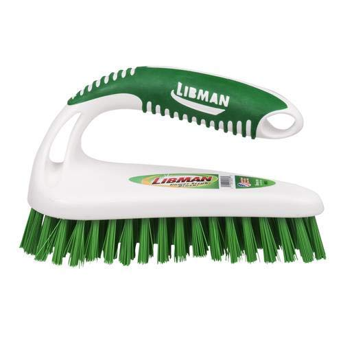 Libman 7''x2.5'' Power Scrub Brush, Scrubbing Surface (Pack of 12) by Generic