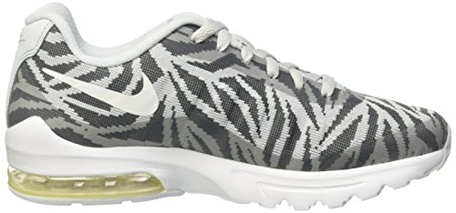 Nike Damen W Air Max Invigor Kjcrd Turnschuhe Multicolore (Pure Platinum/White/Dark Grey)