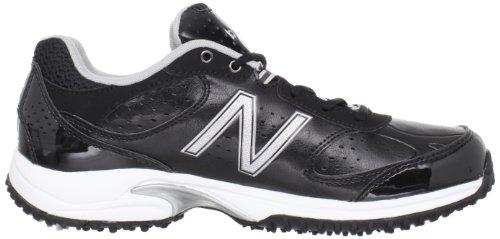 New Balance Men's Baseball Umpire Low Baseball Shoe Black/Grey cheap price from china xRWXr