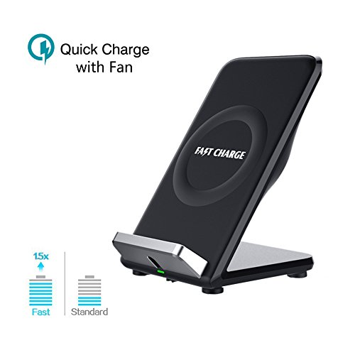 Wireless Charger Charging Cooling Samsung