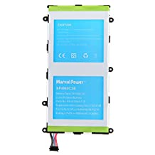 Marval Power Battery for SAMSUNG GALAXY TAB 2 7.0 P3113 P3113TS P3100 P3110 SP4960C3B